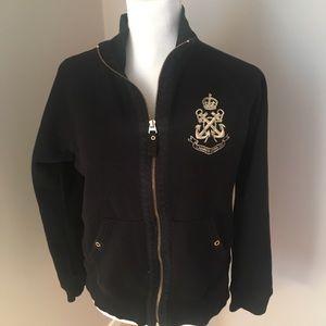 Ralph Lauren Black Women's Jacket. Size L
